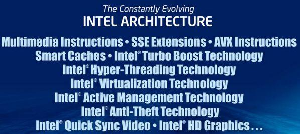The Constantly Evolving Intel Architecture. Intel Developer Forum 2011. Сан-Франциско. 1 день. 13 сентября.