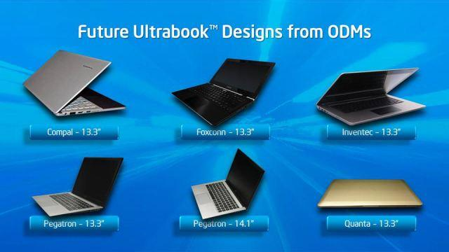 Future Ultrabok Designs from ODMs. Intel Developer Forum 2011. Сан-Франциско. 2 день. 14 сентября.